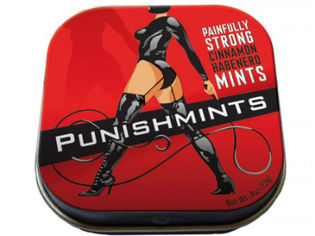 Punishmints minttukaramellit
