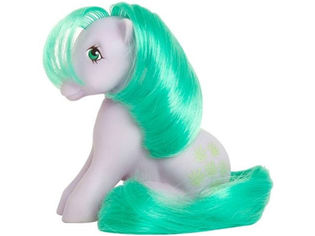 My Little Pony Retro Seashell