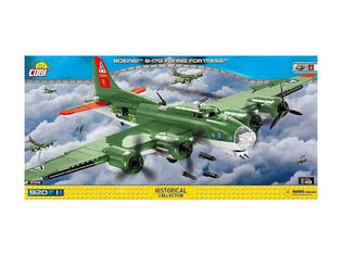 Cobi Boeing B-17G Flying Fortress -pommikone (920 palaa)