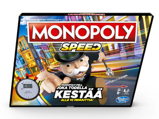 Monopoly Speed Lautapeli