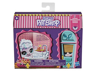 Littlest Pet Shop Fancy Pet Lemmikkien kauneussalonki