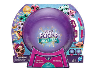 Littlest Pet Shop Lucky Pets hahmo megapakkaus