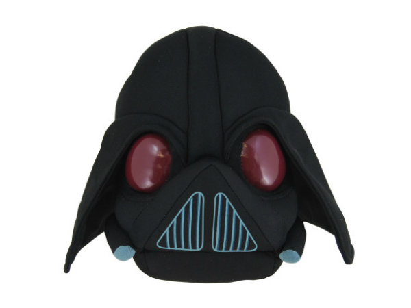 Angry Birds Star Wars Jättipehmo, Darth Vader 40 cm