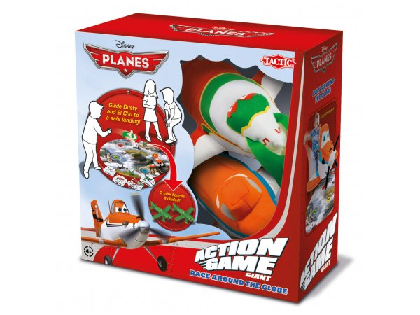 Tactic Disney Planes Action Game-peli