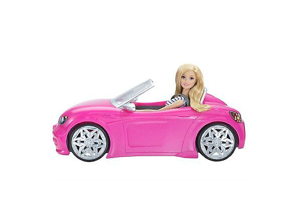 Barbie Glam Convertible -avoauto