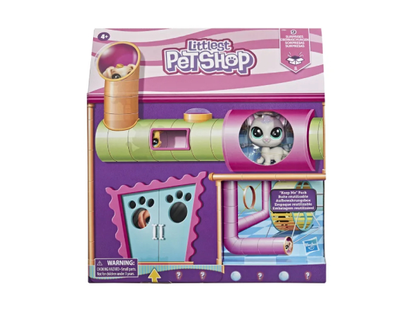 Littlest Pet Shop Pet Playhouse leikkisetti